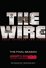 The Wire tv poster