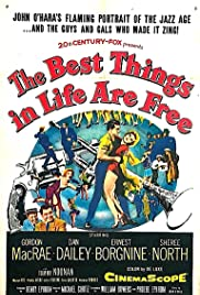 The Best Things in Life Are Free (1956) Poster - Movie Forum, Cast, Reviews