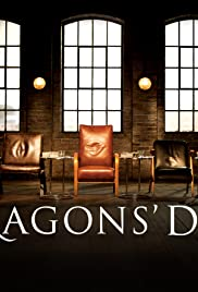 Dragons' Den Poster - TV Show Forum, Cast, Reviews
