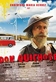 Don Quichote: Gib niemals auf! Poster