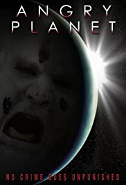 Angry Planet Poster