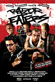 Razor Eaters (2003) Poster - Movie Forum, Cast, Reviews