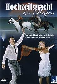Hochzeitsnacht im Regen Poster