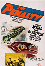The Penalty(1941) Poster - Movie Forum, Cast, Reviews