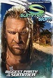 Summerslam(2007) Poster - TV Show Forum, Cast, Reviews