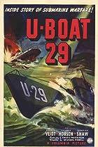 The Spy in Black (1939) Poster