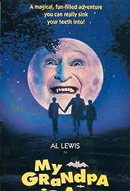My Grandpa Is a Vampire(1992) Poster - Movie Forum, Cast, Reviews
