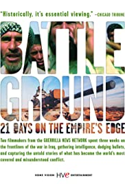 BattleGround: 21 Days on the Empire's Edge (2004) Poster - Movie Forum, Cast, Reviews