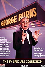 The George Burns One-Man Show Poster