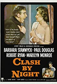 Clash by Night (1952) Poster - Movie Forum, Cast, Reviews