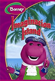 Bedtime with Barney: Imagination Island Poster