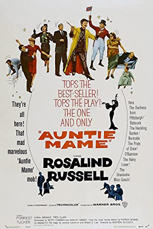 Poster Die tolle Tante