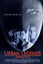 Primary image for Urban Legends: Final Cut