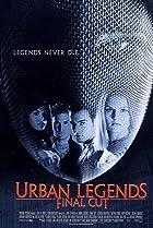 Urban Legends: Final Cut (2000) Poster