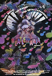 Beatlemania Poster