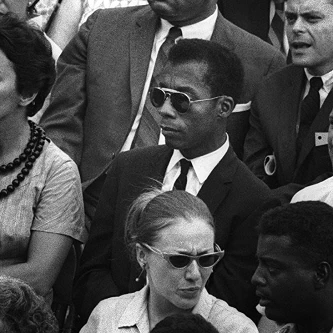 James Baldwin in I Am Not Your Negro (2016)