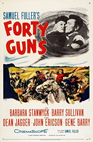 Permalink to Movie Forty Guns (1957)