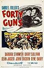 Forty Guns (1957) Poster