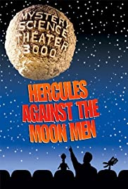 Hercules Against the Moon Men Poster