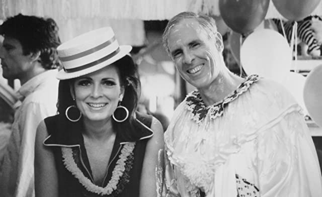 Joanna Cassidy and Bruce Dern in 1969 (1988)