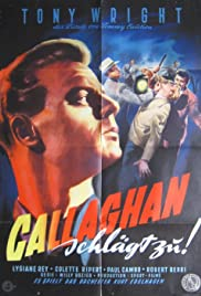 Amazing Mr. Callaghan Poster