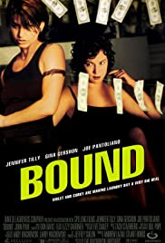 Bound (1996) Poster - Movie Forum, Cast, Reviews