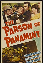 The Parson of Panamint Poster