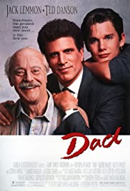 Dad (1989) Poster - Movie Forum, Cast, Reviews