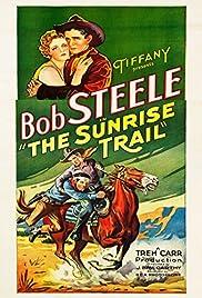 Sunrise Trail Poster