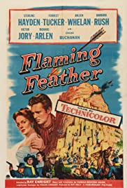 Flaming Feather (1952) Poster - Movie Forum, Cast, Reviews