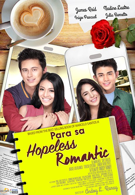 image Para sa hopeless romantic Watch Full Movie Free Online