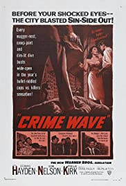 Crime Wave (1953) Poster - Movie Forum, Cast, Reviews