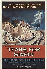 Tears for Simon(1956) Poster - Movie Forum, Cast, Reviews