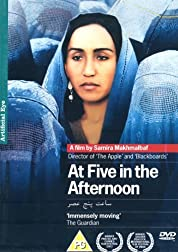 At Five in the Afternoon (2003) poster
