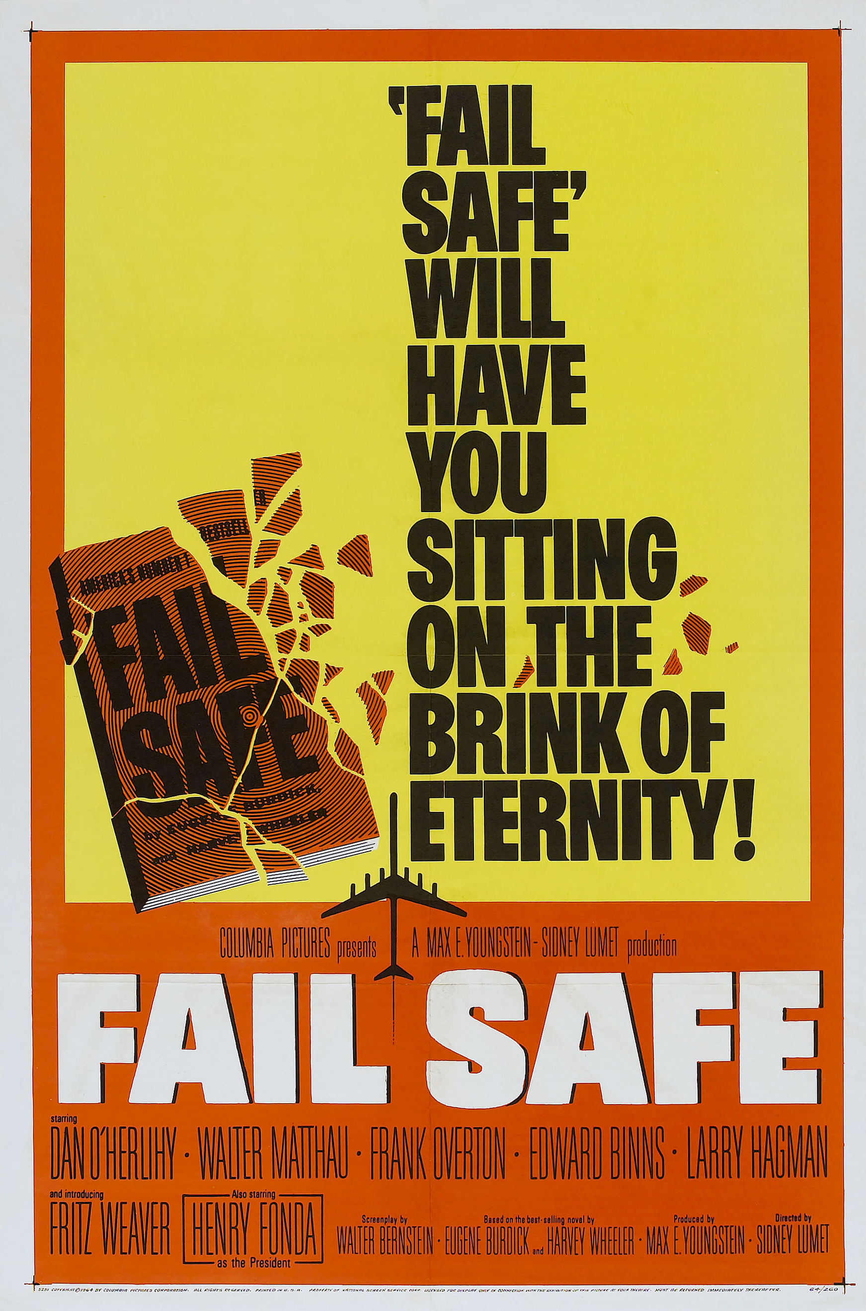 Fail-Safe Watch Full Movie Free Online