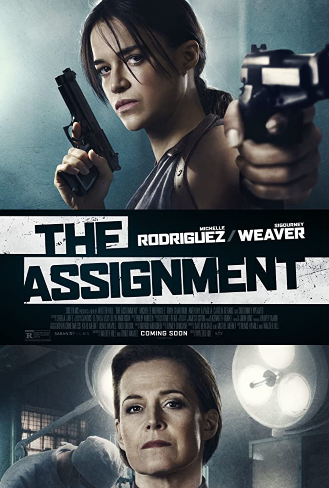 The Assignment 2016 720p HEVC BluRay x265 300MB