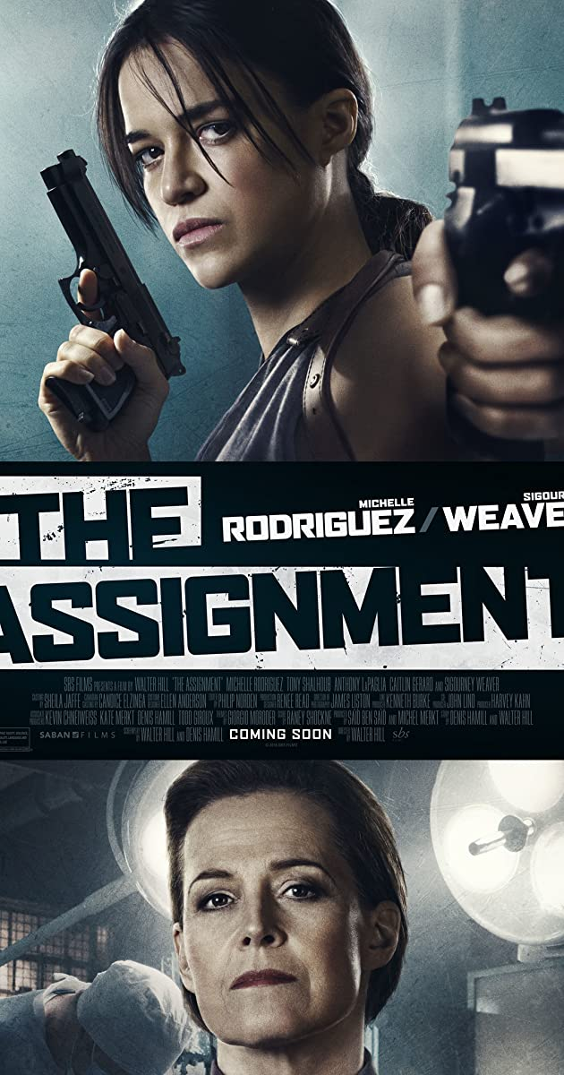 the assignment filmweb