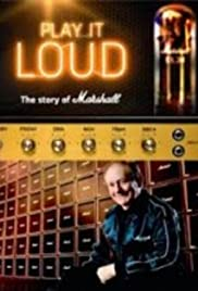 Play It Loud: The Story of Marshall Poster