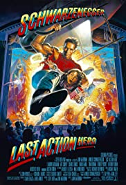 Last Action Hero (1993) Poster - Movie Forum, Cast, Reviews