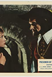 The Prisoner of the Iron Mask Poster