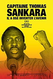 Capitaine Thomas Sankara Poster