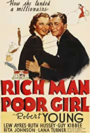 Rich Man, Poor Girl Poster