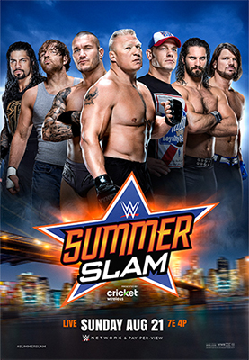 WWE SummerSlam (2016) Download on Vidmate