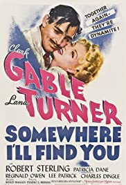 Somewhere I'll Find You (1942) Poster - Movie Forum, Cast, Reviews