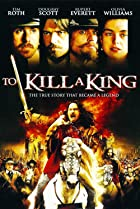 Image of To Kill a King