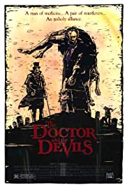 The Doctor and the Devils (1985) Poster - Movie Forum, Cast, Reviews