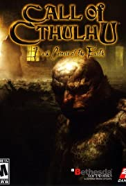 Call of Cthulhu: Dark Corners of the Earth (2005) Poster - Movie Forum, Cast, Reviews