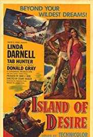 Island of Desire (1952) Poster - Movie Forum, Cast, Reviews