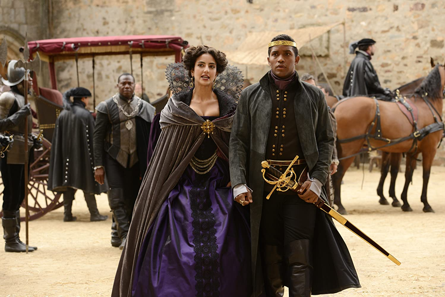Still Star-Crossed S01E02 – The Course of True Love Never Did Run Smooth