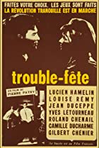 Image of Trouble fête